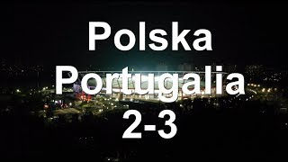 11.10.2018 Liga Narodów Polska - Portugalia 2-3. Poland - Portugal. UEFA Nations League