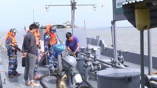 Tin Tức 24h: Buôn lậu xăng, dầu D.O trên biển ngày càng phức tạp