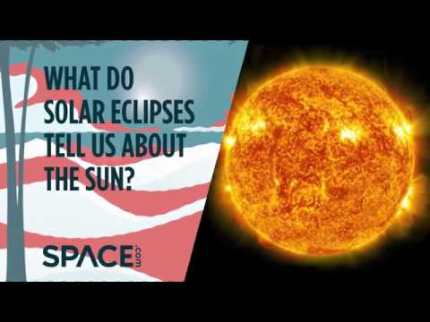 What Do Solar Eclipses Tell Us About The Sun?