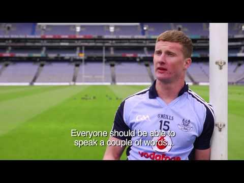Football and Hurling stars support GAA Irish language campaign