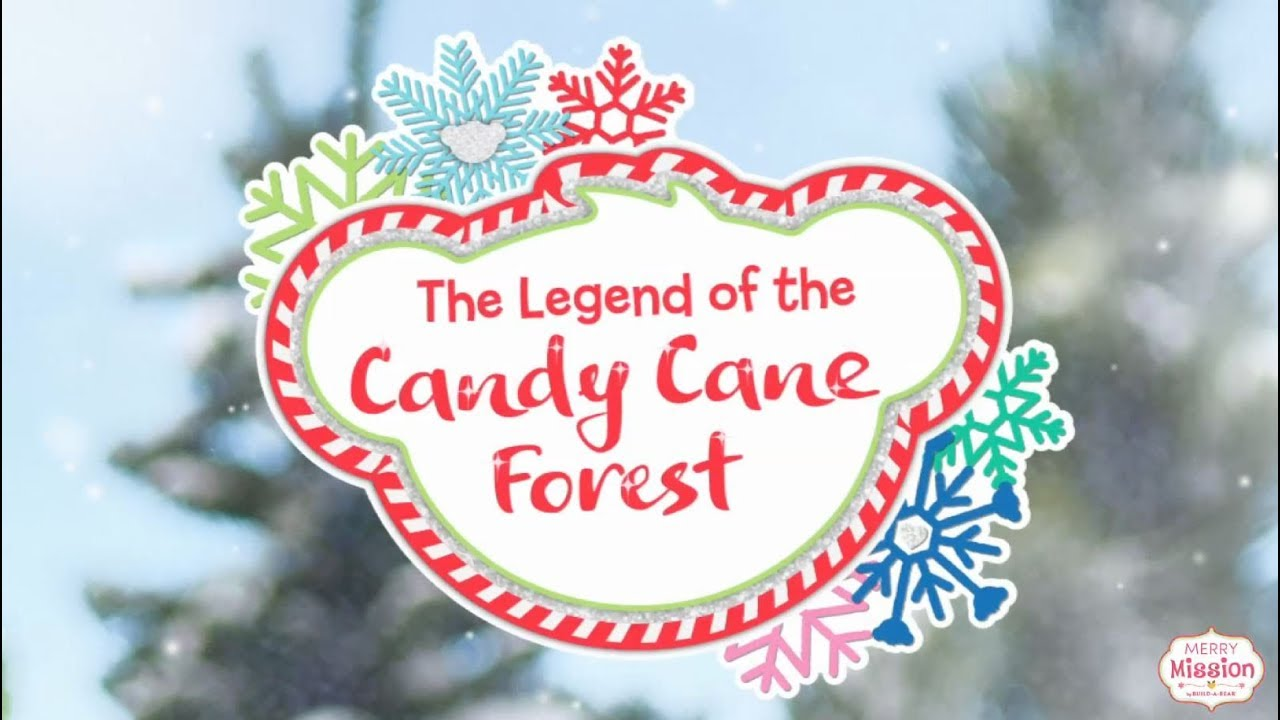 The Legend Of The Candy Cane Forest Youtube