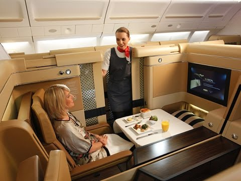 Best of first class Airlines - Airlines First Class Experience