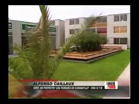LOS PARQUES DE CARABAYLLO I - Departamentos en Lima - Perú