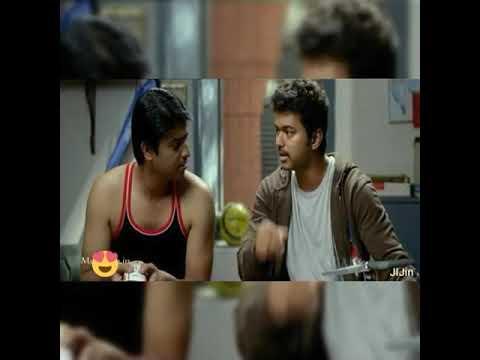Nanban Vijay dialogue WhatsApp status ♥