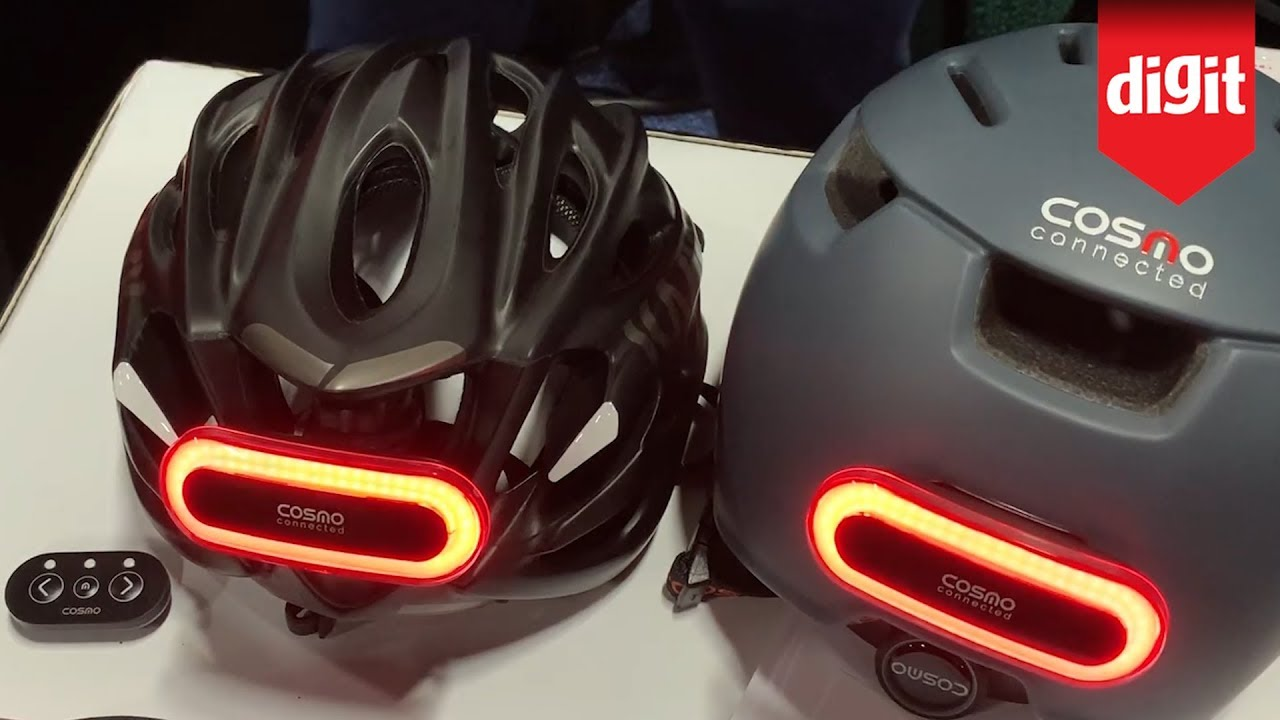 Cool biker accessories: CES 2020