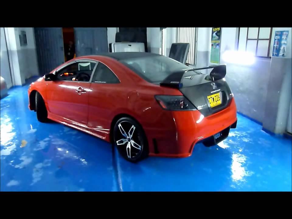 Proyecto Honda Civic Mod. 2008 ...:: AutoPlast BodyWorx ...
