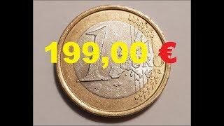 1 Euro Fehlprägung --199,00 € --