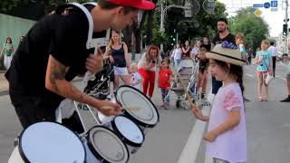 Шоу Барабанщиков Street Beatz Краснодар
