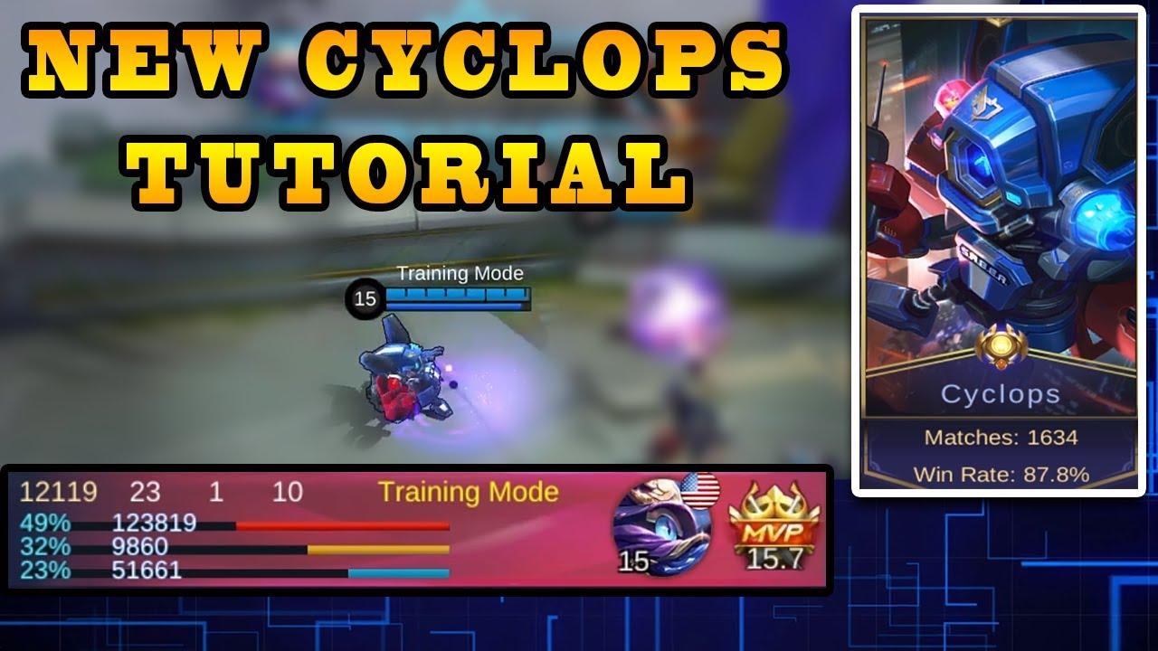 83 Gambar Mobile Legend Cyclop Gratis