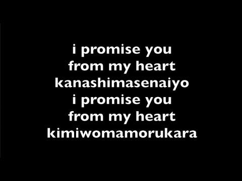 Popular wedding love song make you cry「Man Of Destiny」Lyrics Full HQ / Kenta Kodera(Song of JAPAN)