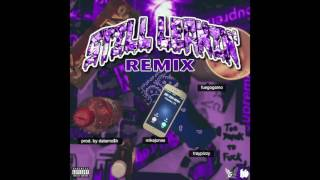 Fuegogamo - Still Leanin Remix feat. Tray Pizzy and Mike Jones (Produced by DataMo$h)