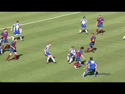 Only Lionel Messi Can Play Like THIS at the Age of 14  !  #Born_to_Play_Football