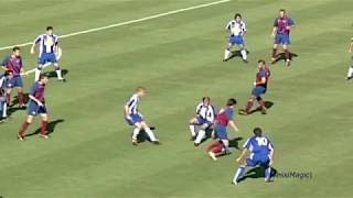 only lionel messi can play like this at the age of 14 born to play football