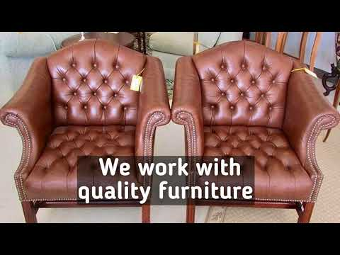 Browsing Antique Stores in North Palm Beach | True Treasures Consigned Furniture & Home Décor