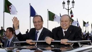 """الجزائر - باريس .. """"علاقات حميمية"""" مع مرشح الإيليزي"""