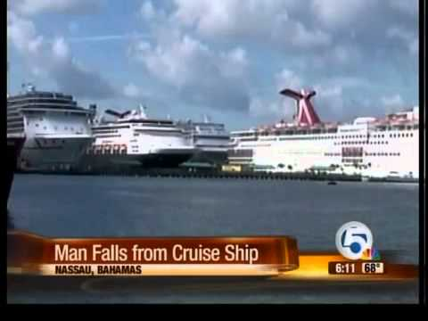 South Carolina Man Dies After Falling From Cruise Ship YouTube - Man dies on cruise ship