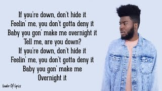 Khalid & Normani - LOVE LIES (Lyrics)