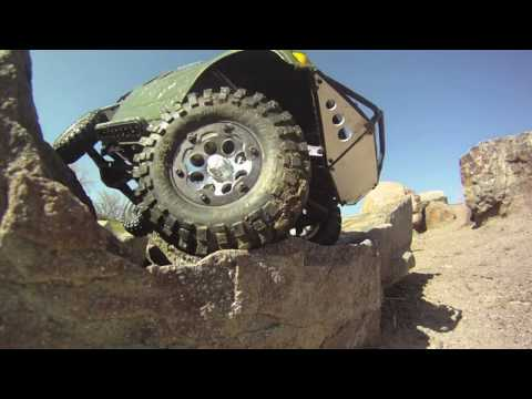 A day in the park with Axial's Trail Honcho