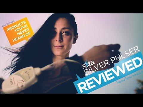 Sota's Silver Pulser: Sinus Miracle & My Favorite Way to Beat Colds, Flu, Bronchitis, & Lyme Helper