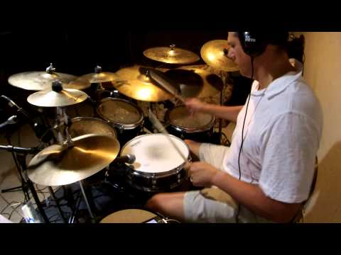 The Black Crowes - Hard To Handle - drum cover by Steve Tocco