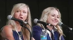 My Little Ponies roadtrip to Comic Con (Ashleigh Ball & Andrea Libman)
