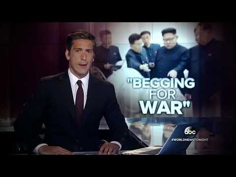 NORTH KOREA PACIFIC ICBM WARNING ⚠😡