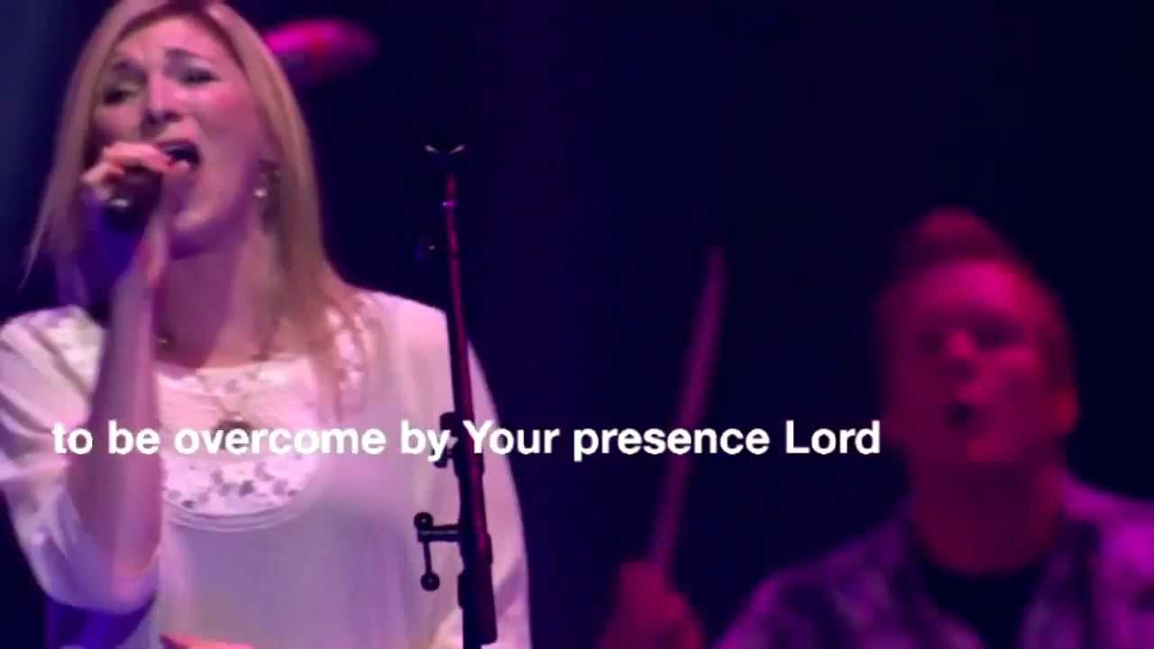 Jesus Culture (Kim Walker) - Holy Spirit - Passion 2013