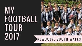My Football Tour | Pontarddulais Town F.C | Newquey Wales