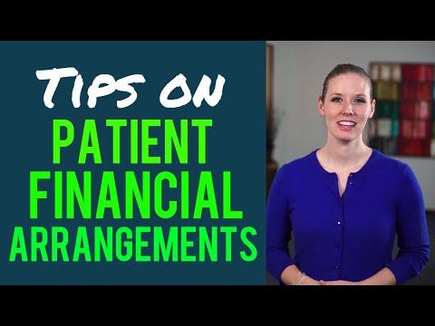 Tips on Patient Financial Arrangements! | Dental Practice Management Tip!