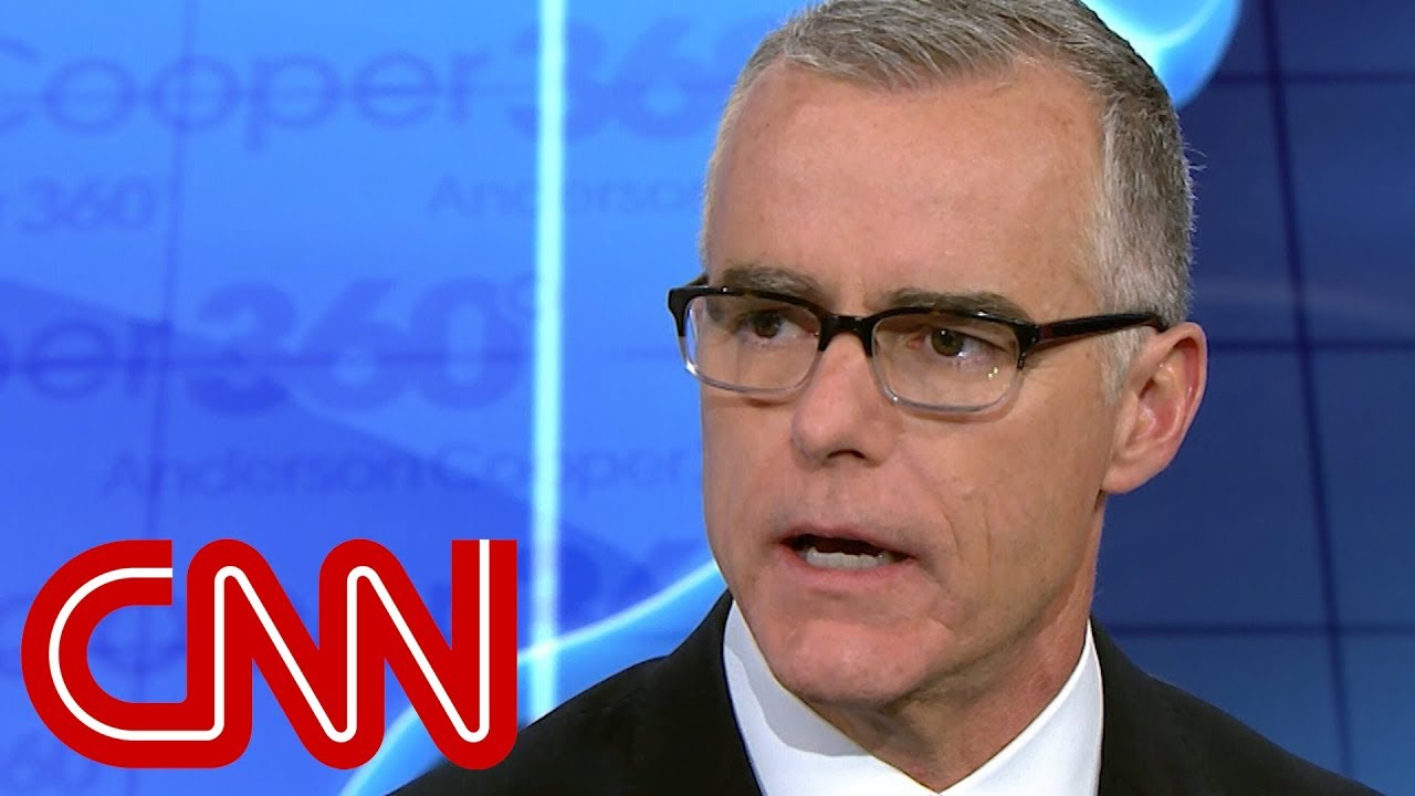 Cooper presses McCabe: Why wait to speak out about Trump?
