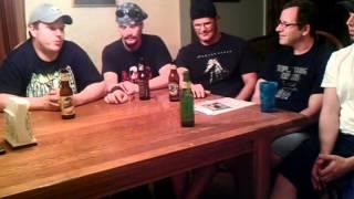 EVOKEN Exclusive 2012 Interview METAL RULES! TV Funeral Doom Metal PART 2