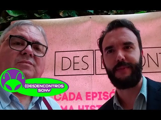 SONY | (DES)ENCONTROS -  Rodrigo Bernardo comenta a 2ª temporada
