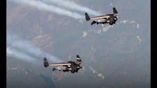 'Người bay' 400 km/giờ (VOA)