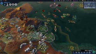 Official Civilization: Beyond Earth – Rising Tide E3 Gameplay Walkthrough