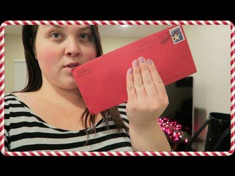 How Did Santa Get My Address?🎄Vlogmas Day 7 |SRV #58|