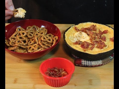 Beer Cheese Dip! (with bacon)