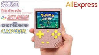 Unboxing AliExpress' $20 Retro Handheld Console!
