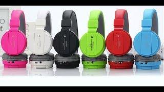 Best Wireless Headphone Unboxing || Model SH12 ||