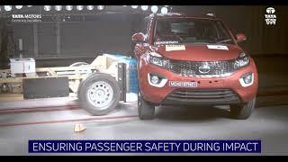 Tata Nexon Global NCAP Full 5 Star Rating