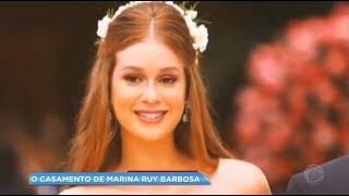 Hora da Venenosa: veja os detalhes do casamento de Marina Ruy Barbosa