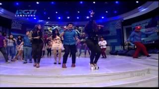 ZASKIA GOTIX [1000 Alasan] Live At Dahsyat (24-02-2014) Courtesy RCTI