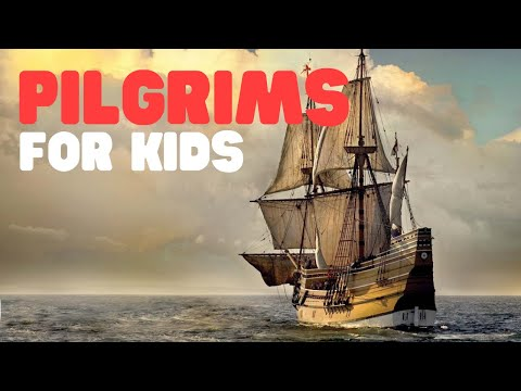 The Story Of The Pilgrims For Kids: A Brief History Of Pilgrims And The First Thanksgiving