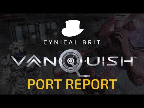 Vanquish - Port Report