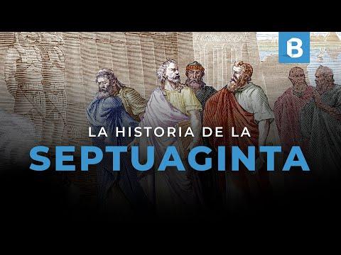 ¿Cuál fue el origen de la SEPTUAGINTA y por qué es tan importante?   BITE