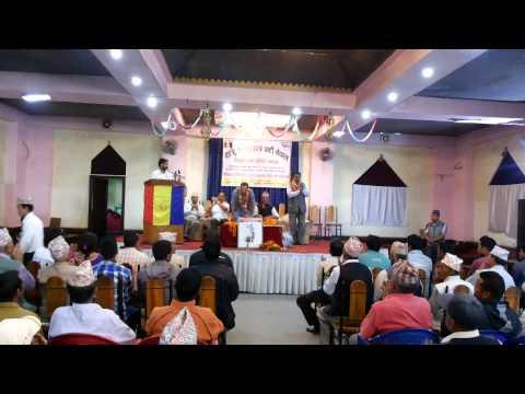 RPP Nepal party entry programme Bhaktapur