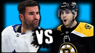 History Of Hate/Nazem Kadri and Jake DeBrusk