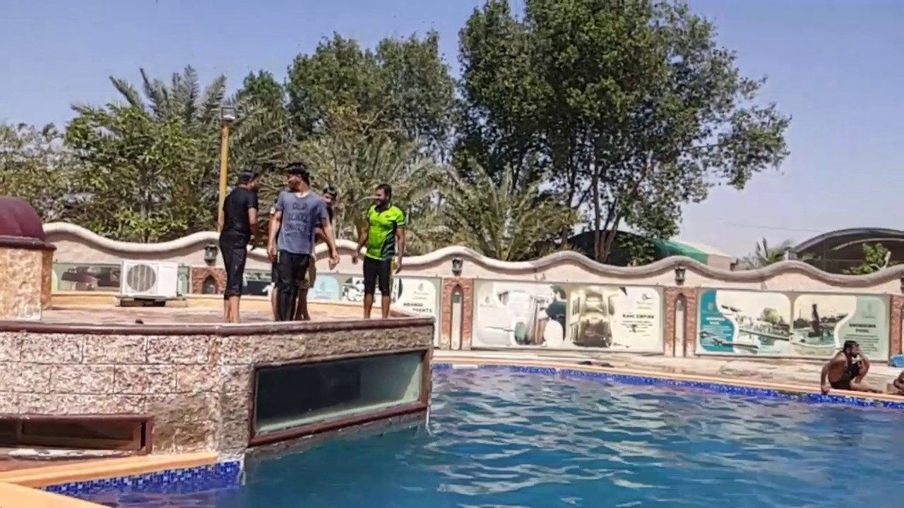 Rani empire 22 March pool jumping 2 - YouTube for Rani Empire Farm House Pictures  199fiz