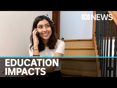 For many girls COVID-19 hasn't just hit their social lives, it's put an end to education | ABC News