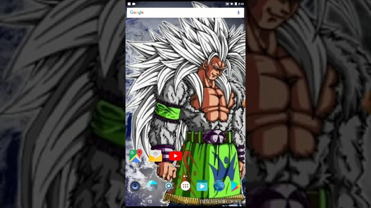 Wallpaper Of Goku Ssj5