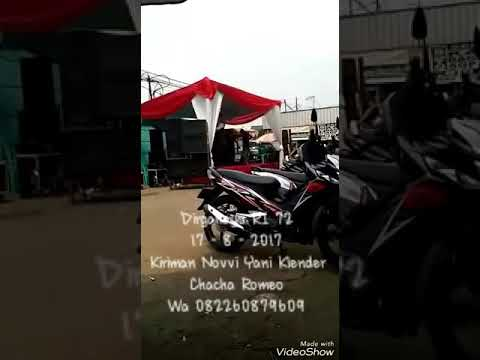 Liputan Vj Chacha Romeo Novi Yani Klender Dirgahayu RI 72